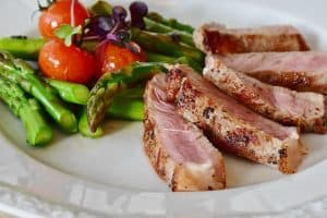fat-burning-foods-plate