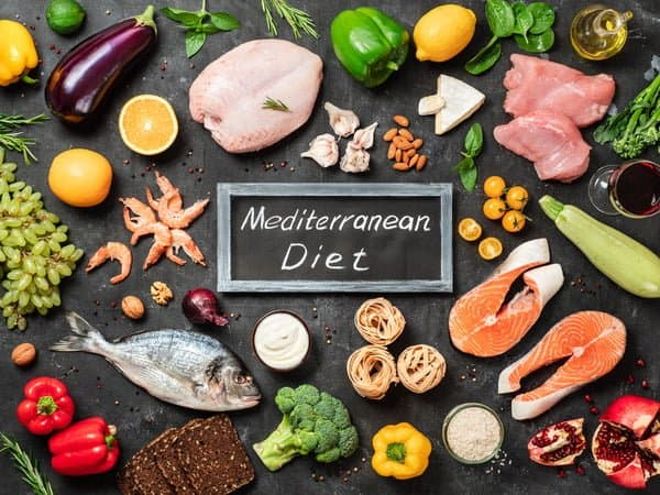 Mediterranean Diet: The Healthy Heart and Weight Friendly Diet