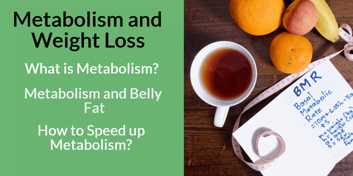 17 Ways to Speed Up Slow Metabolism That is Causing Weight Gain
