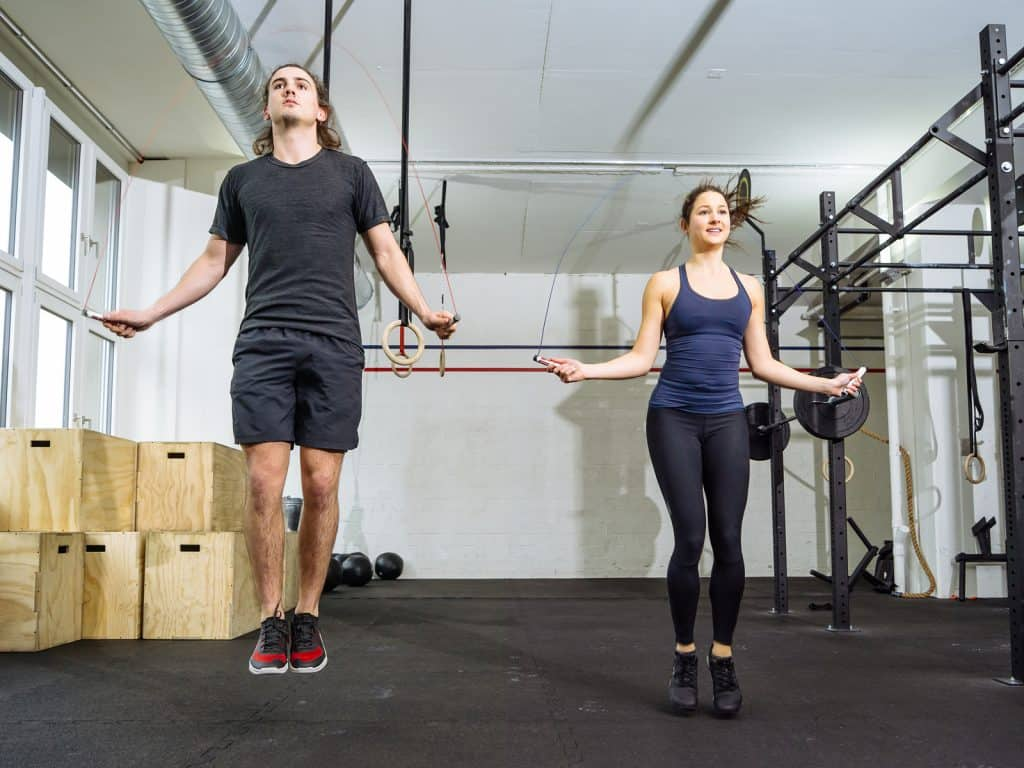 skipping-rope-for-weight-loss-at-gym
